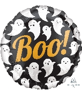 "18"" Boo! Ghosts Balloon"