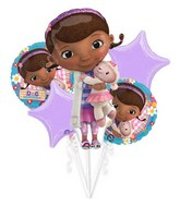Doc McStuffins Bouquet of Balloons