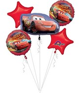 Cars  Bouquet of Balloons