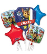 Paw Patrol Bouquet of Balloons