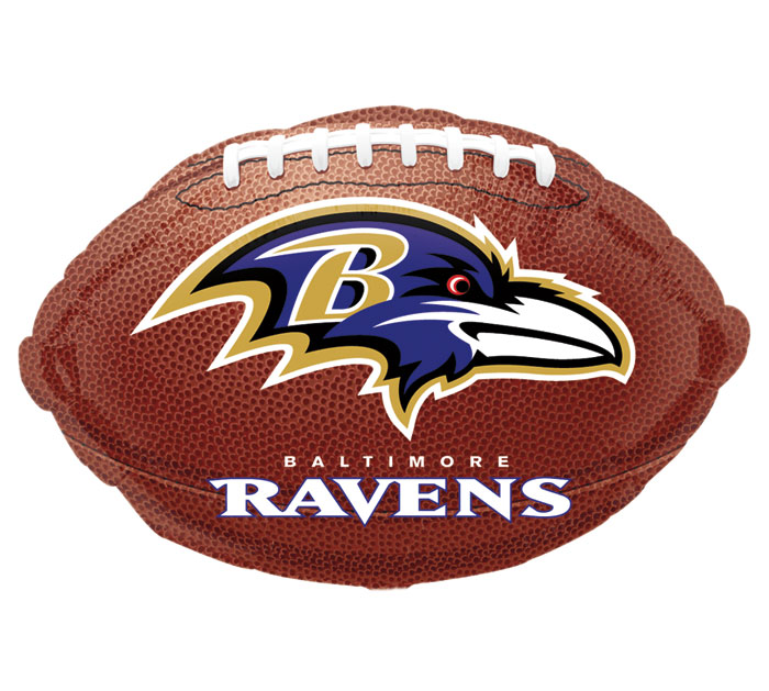 Junior Shape Baltimore Ravens Football