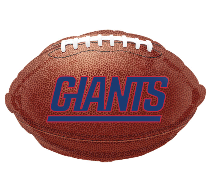 Junior Shape New York Giants Football