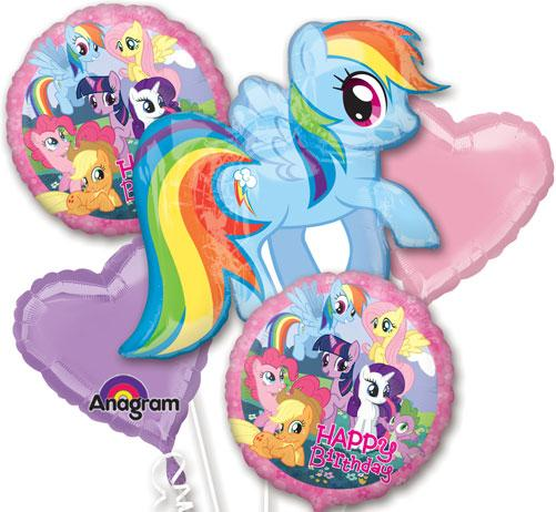 My Little Pony Birthday Bouquet