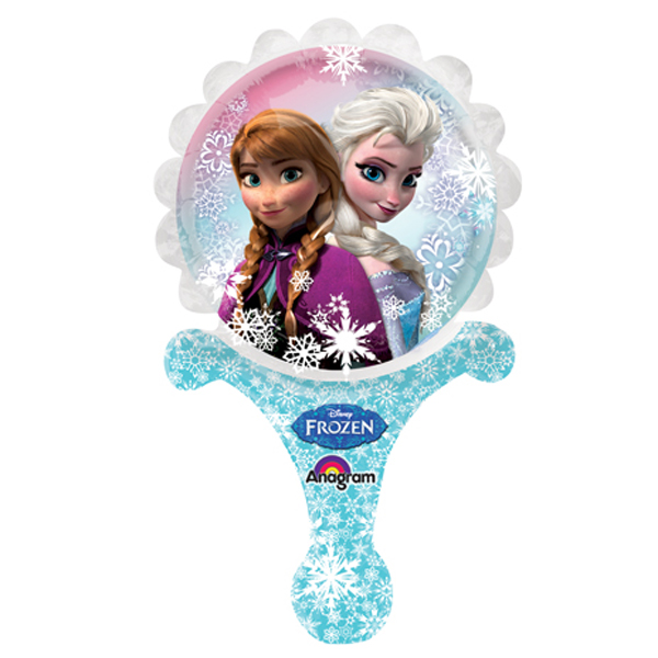 Inflate-A-Fun Disney Frozen Holographic (Airfill Only)