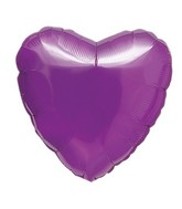 "18"" MagiColor Passionate Purple Balloon"