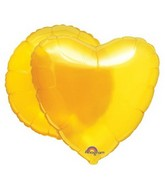 "18"" MagiColor Citrine Yellow Balloon"