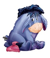 (Airfill Only) Winnie the Pooh Eeyore Balloon