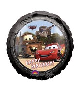 "18"" Disney Cars Movie Happy Birthday"
