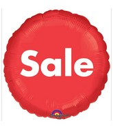 "18"" P.O.P. Sale Balloon"