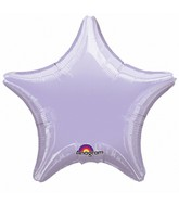 "32"" Large Balloon Lilac Star"