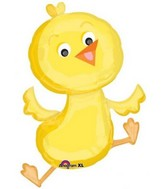 "34"" Jumbo Foil Cute Baby Chick Balloon"