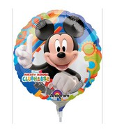 "9"" Mini Balloon (Airfill Only) Mickey Mouse"