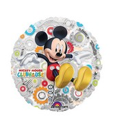 "18"" Mickey Mouse Clubhouse Clear Gears"