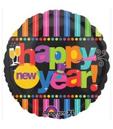 "18"" Bright New Year Balloon"