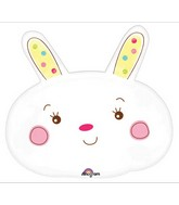 "18"" Little Bunny Shape Balloon"