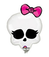 "9"" Airfill Only Monster High Skulette Badge"