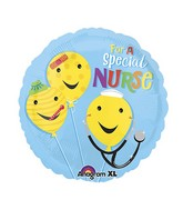 "18"" For a Special Nurse Balloon"