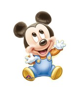 "32"" Mickey Mouse Baby Boy Balloon"