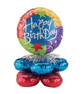 "23"" MagicArch Centerpiece B-Day Blitz Packaged"