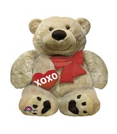 "28"" Cuddly Bear Love SuperShape"
