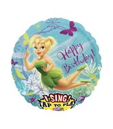 "28"" Sing-A-Tune Tinker Bell Birthday"