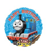 "28"" Sing-A-Tune Thomas The Tank Birthday"