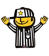 "32"" Referee SuperShape Balloon"