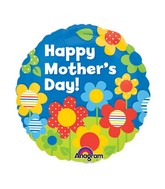 "9"" Aifill Only Bright Mother's Day Balloon"