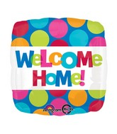 "18"" Welcome Home Balloon"