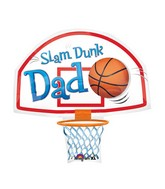 38'' Large Shape Slam Dunk Dad