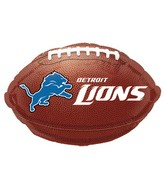 Junior Shape Detroit Lions Football