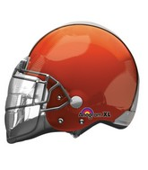 "21"" Cleveland Browns Helmet NFL Balloon"