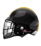 "21"" Pittsburgh Steelers Helmet NFL Balloon"