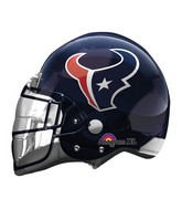"21"" Houston Texans Helmet NFL Balloon"