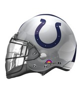 "21"" Indianapolis Colts Helmet NFL Balloon"
