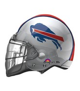 "21"" Buffalo Bills Helmet NFL Jumbo Balloon"