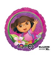 "18"" Dora the Explorer Waving"