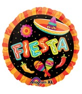 "18"" Fiesta More Fun Balloon"
