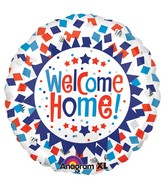 "32"" Welcome Home Confetti Balloon"