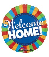 "32"" Jumbo Welcome Home Blitz Balloon"