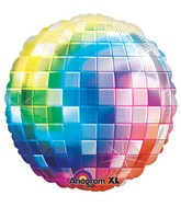"32"" Jumbo 70's Disco Fever Balloon"
