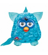 "20"" Blue Furby AWK Balloon Buddies"
