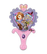 "14"" Inflate-A-Fun Sofia the First Wand Balloon"