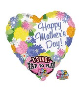 "29"" Singing Happy Mother&#39s Day Sweet Love Packaged"