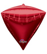 "16"" Diamondz Red"