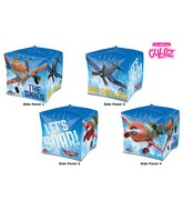 "15"" Cubez Disney Planes Balloon Packaged"