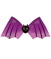 "32"" Junior Shape Little Bat Balloon"