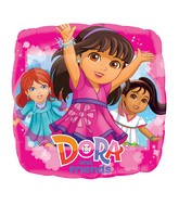 "18"" Dora & Friends Balloon"