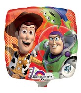 "9"" Airfill Only Toy Story Gang Balloon"