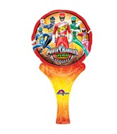 "12"" Inflate-a-Fun Balloon Power Rangers  Balloon"